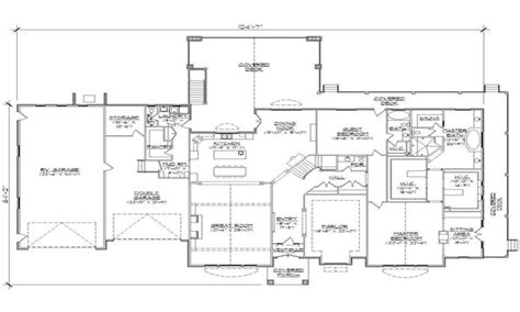 building plans for garage house plans with rv garages attached house plans with rv