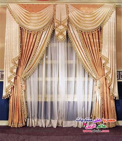 Curtain Drapes Decor Living Room Interior Design Unique Curtains Designs 2014