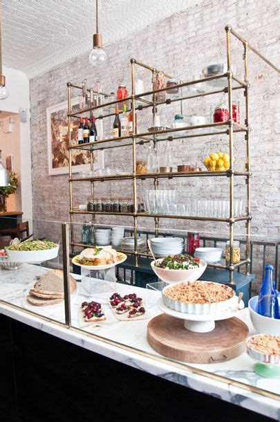 what to eat at nourish kitchen table serving beautiful