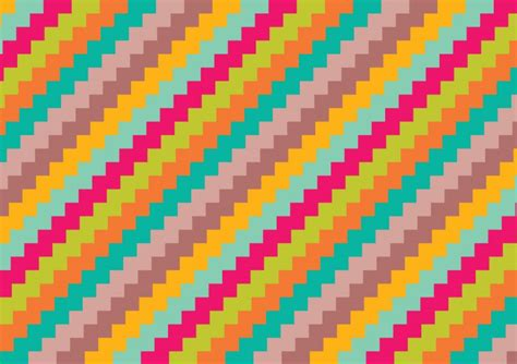Pattern Background Zip | colorful zig zag pattern background download free vector