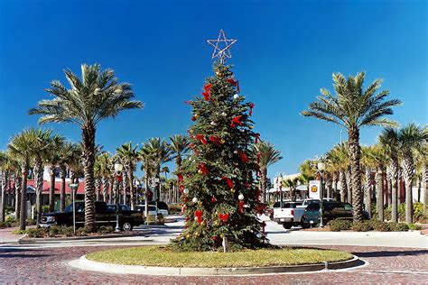 christmas tree neptune beach florida a florida style