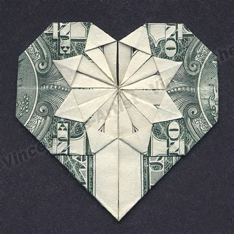 Dollar Bill Origami Pdf - dollar bill origami made from real by