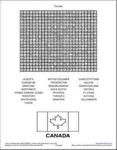 Canadian Search Crosswords Word Search Puzzles And Trivia To Ring