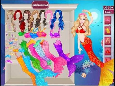 kiz giydirme oyunlari oyna deniz kızı giydirme oyunu youtube