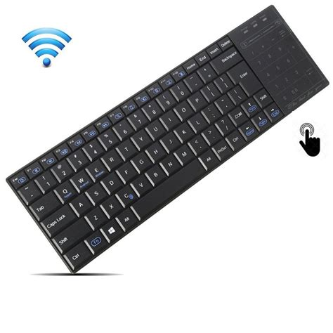 keyboards for android portable mini wireless keyboard soft bluetooth keyboard touchpad qwerty for windows for mac for