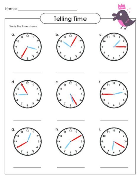 Analog Clock Practice Worksheets by 17 Best Images About Telling Time Worksheets On