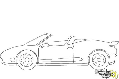 how to draw a car 8 steps with pictures wikihow how to draw a car easy drawingnow