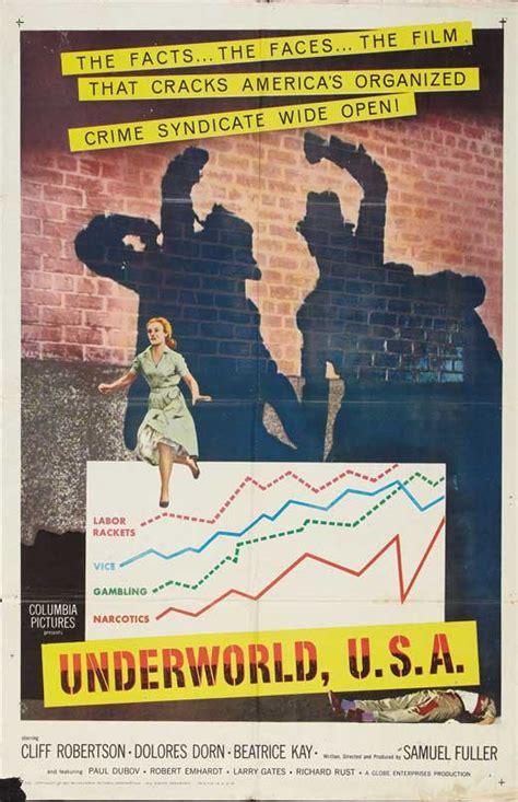 film underworld usa underworld u s a movie posters from movie poster shop