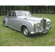 100  Rolls Royce Silver Cloud I Old Parked Cars 1965
