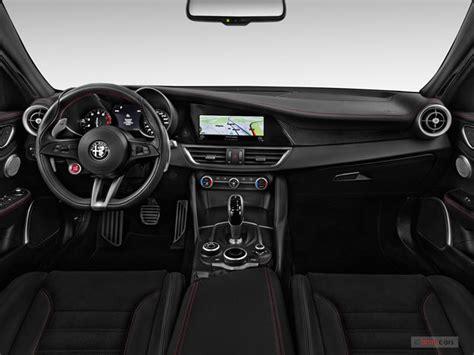 Alfa Romeo Interior by Alfa Romeo Giulia Prices Reviews And Pictures U S News