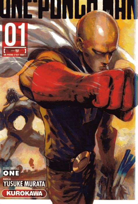 2368525580 one punch man tome one punch man tome 1 couverture du tome 1 du manga one