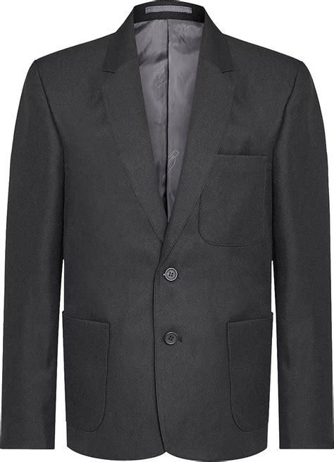 H Jaket List Maroon boys teflon polyester school blazer black navy maroon