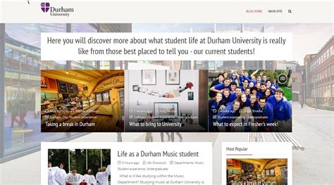 blogger university blogging for durham university durham university