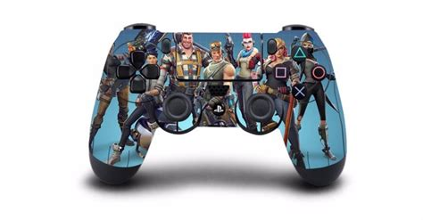 which fortnite to buy ps4 1pcs fortnite ps4 skin sticker decal vinyl for sony