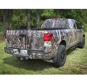 Toyota 4x4 Camouflage Wrap  Car City