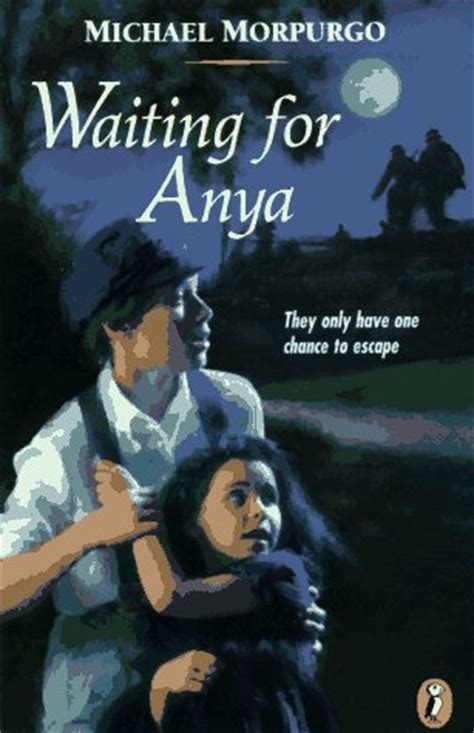 waiting for anya for us book review waiting for anya by michael morpurgo