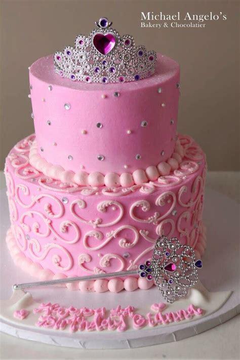 Birthday cakes for girls ideas