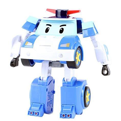 Robocar Transforming Robot Poli 207906410 preisvergleich robocar poli acs83094 transformer robot