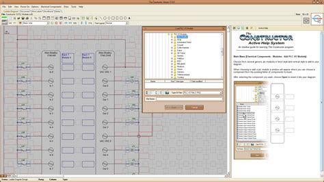 electrical circuits simulation software