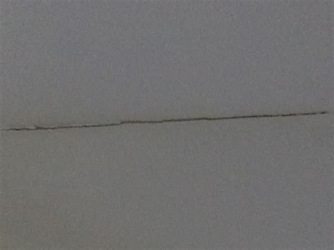 Are Ceiling Cracks Serious by The Best Way To Fix A In The Ceiling Drywall