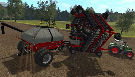 For Ls by Caseih Cart Air Seeder 32m For Ls 17 Farming Simulator