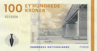 currency dkk krone