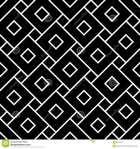 pattern of black and white squares clue vector modern seamless geometry pattern squares black and