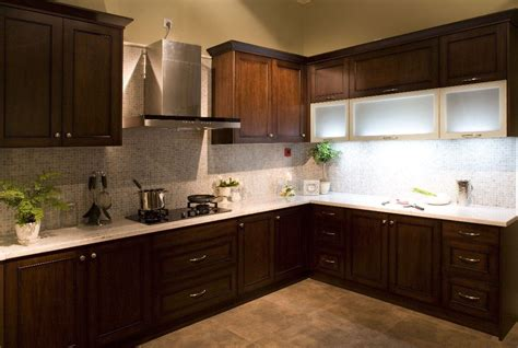 how to paint oak cabinets to espresso espresso kitchen cabinets pictures ideas tips from