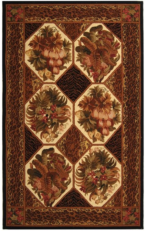 safavieh rugs chelsea collection safavieh chelsea country floral area rug collection rugpal hk18 1600