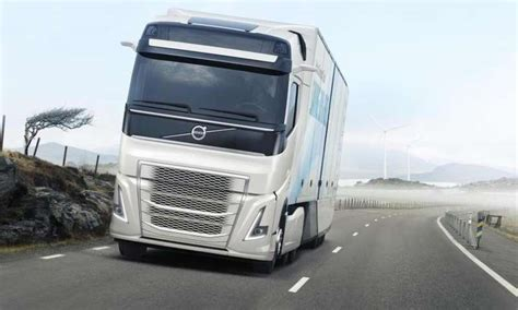 new volvo truck 2017 volvo trucks new concept truck cuts fuel consumption by