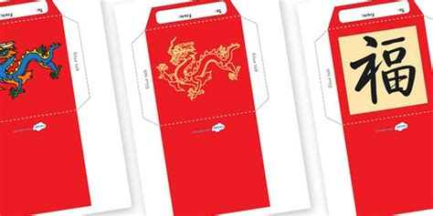 new year envelopes to make new year money wallet envelope template