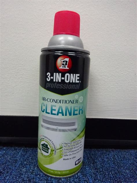 Air Conditioner Cleaner wd 40 3 in one air conditioner cleaner foam 331ml wd chemical subang jaya selangor kuala