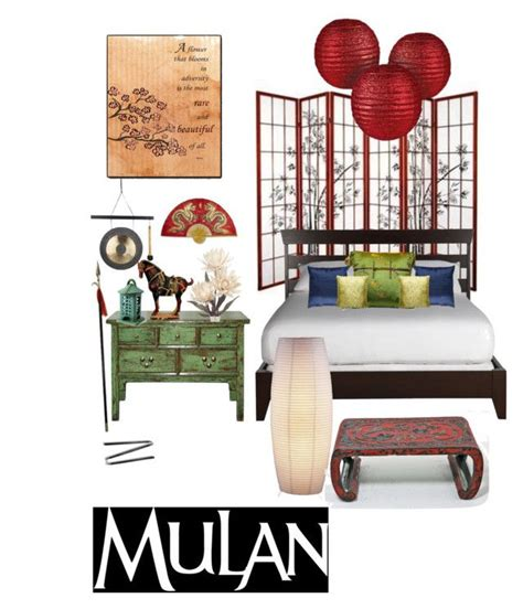 disney inspired home decor disneyhome warrior mulan inspired bedroom by rachel