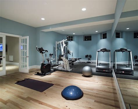 Creating A Home | creating a home gym is easy current publishing