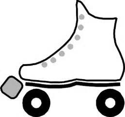 roller skate clip art clipart best