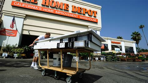 home depot shares are on shaky ground marketwatch