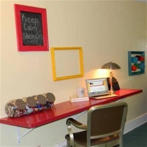 diy closet desk home office furniture tip junkie