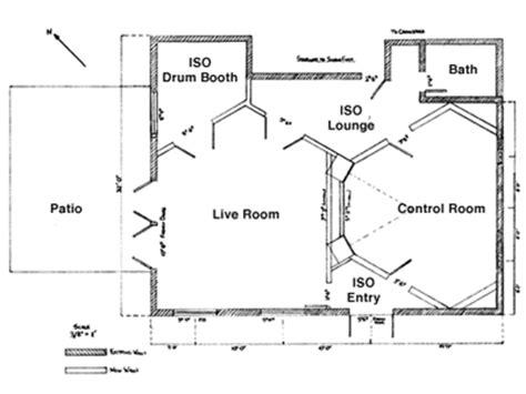 music studio layout electric canyon layout