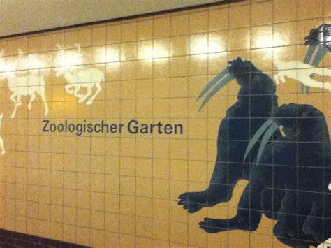 Zoologischer Garten Berlin Prezzo by Zoologischer Garten La Stazione Simbolo Di Berlino Ovest