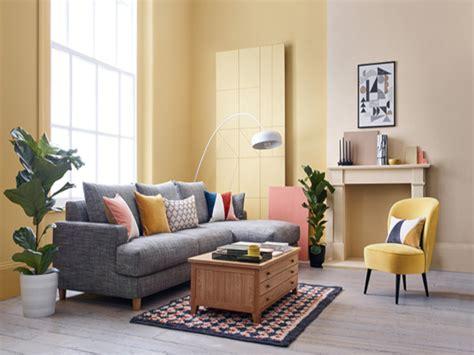 contoh warna cat  ruang tamu sempit  bagus