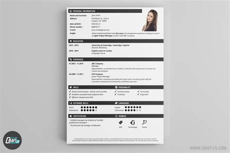 resume template uk cv templates co curriculum vitae example with