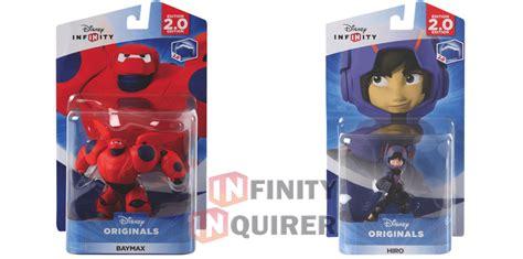 Disney Infinity 2 0 Hiro disney infinity 2 0 hiro baymax big 6 leaked
