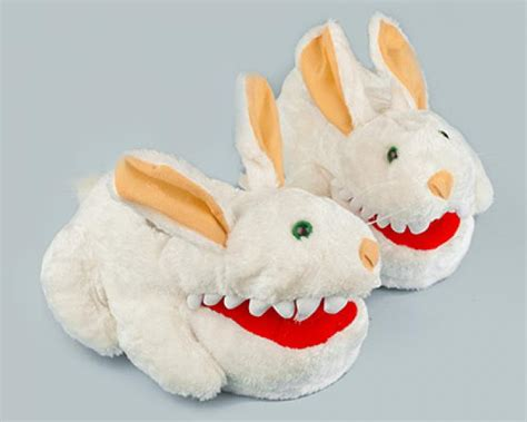 rabbit slippers monty python killer rabbit slippers monty python rabbit