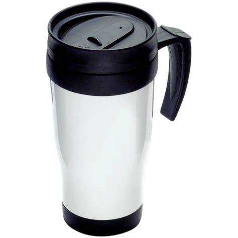 travel mug plastic thermal travel mug 0 4 l brandability