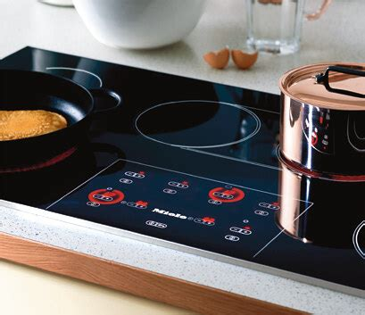 Miele Cooktop Miele Black 36 Electric Cooktop Trends In Home