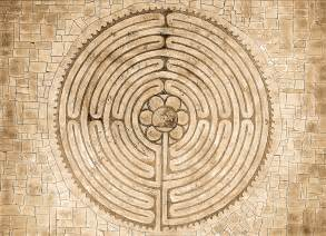 chartres labyrinth ancient gothic wisdom explores the