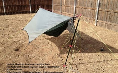 How To Hang A Hammock Without Trees hanging a hammock temporarily without trees looking to