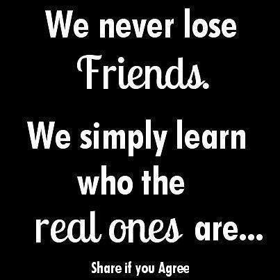 Real Friend Meme - an open letter to my fake friends