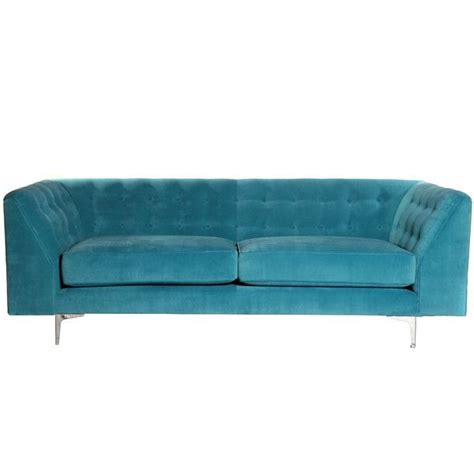 turquoise sofa love deco sofa turquoise large me wants pinterest