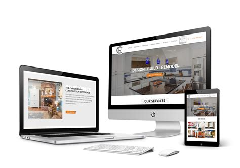 100 home remodeling websites website design
